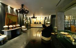 Baglioni Hotel Lobby