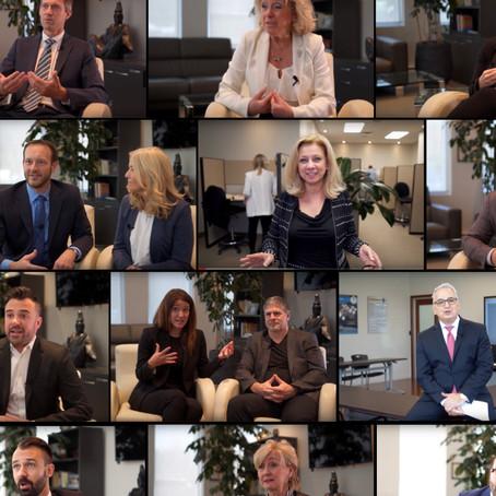 +15 Entrevues avec les top courtiers immobilier - Ose Coaching - Production Vidéo