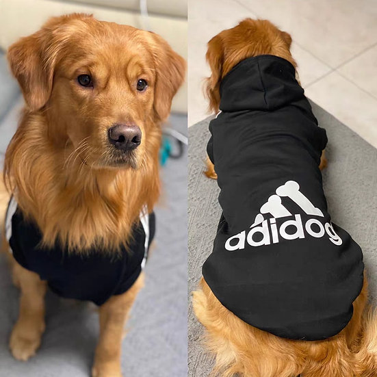 Dog Hoodie Addidog