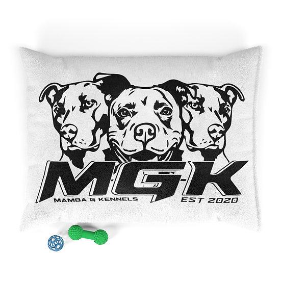 Custom MGK Puppy bed