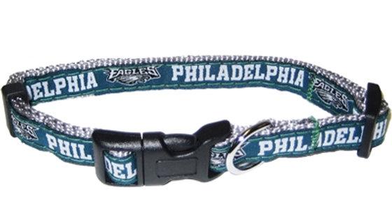 NFL Philadelphia Eagles Dog Collar