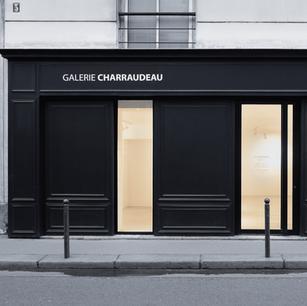 Transformation d'une galerie d'Art