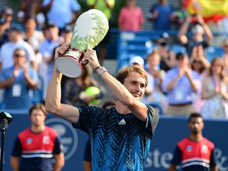 Alexander Zverev se proclama campeón del Masters 1000 de Cincinnati