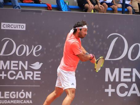 Las notables alzas de Lama, Malla y Guarachi en el ranking, son protagonistas del tenis nacional
