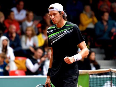 Un notable ascenso de Nicolás Jarry en el ranking lo vuelve a dejar entre los 250 mejores del mundo
