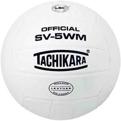 Tachikara Full Grain Leather Volleyball