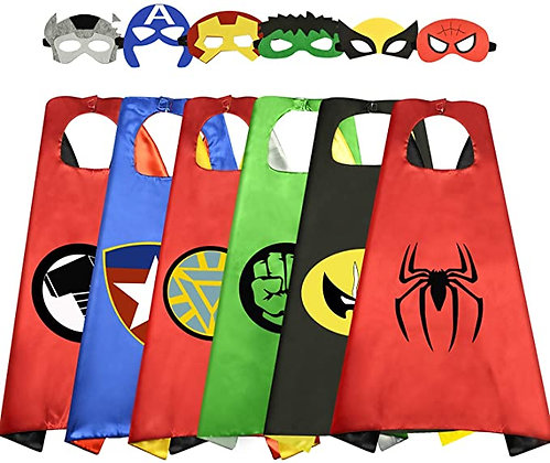 ROKO Superhero Capes for Kids
