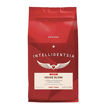 Ground coffee for a coffee lover