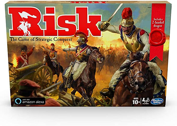 Risk Game with Dragon