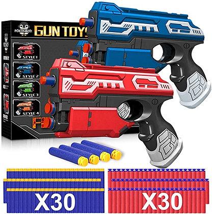 POKONBOY 2 Sets Blaster Toy