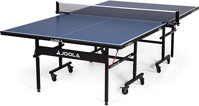 OOLA Inside - Professional MDF Indoor Table Tennis Table with Quick Clamp Ping P