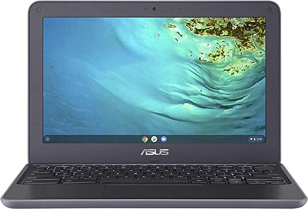 2020 Newest Asus Chromebook 11.6 Inch Laptop, MediaTek MT8173C 2.1GHz, 4