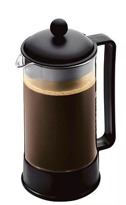 Bodum Brazil 8 Cup / 34oz French Press Coffee Maker - Black