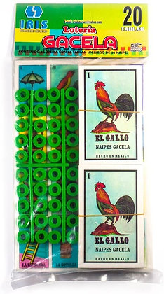 Loteria Mexicana Board Game Kit