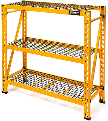 DEWALT 4-Foot Tall, 3 Shelf