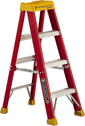 Louisville Ladder 4-Feet Fiberglass Stepladder