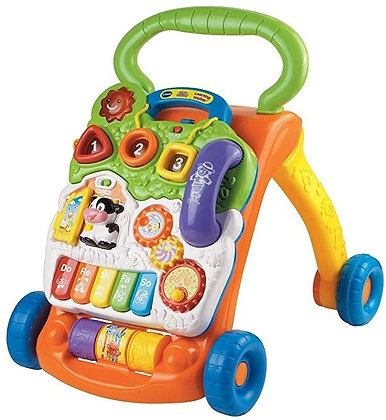 VTech Sit-to-Stand Learning Walker (Frustration Free Packaging