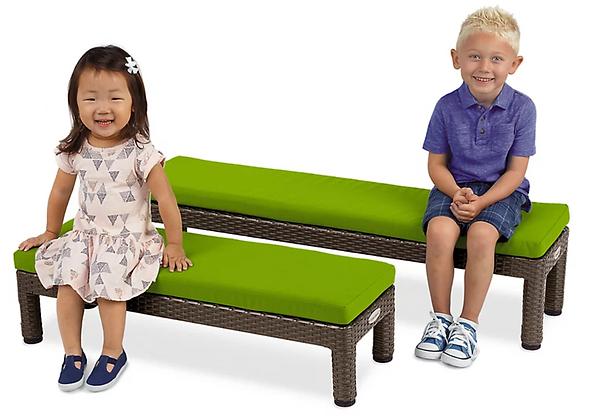 Outdoor Preschool Bench