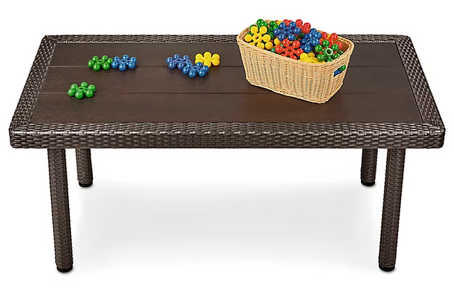 Outdoor Toddler Table