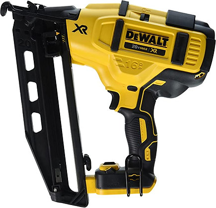 20-Volt MAX XR Lithium-Ion Cordless 16-Gauge Angled Finish Nailer
