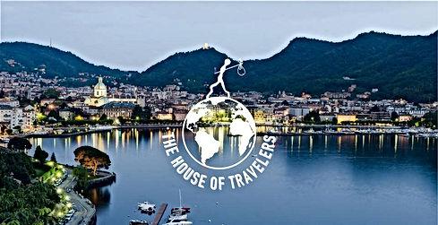 Lake Como House of travelers