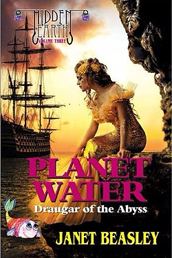 HES Vol 3 Planet Water: Janet Beasley: YA Fantasy
