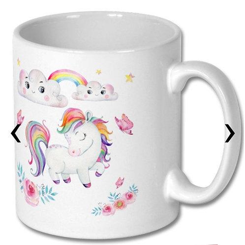 Pony_4 Themed Personalised Mug