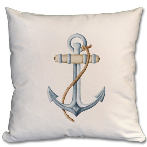 Anchor Themed Personalised Cushions