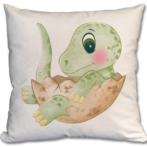 Dinosaur_10 Themed Personalised Cushion