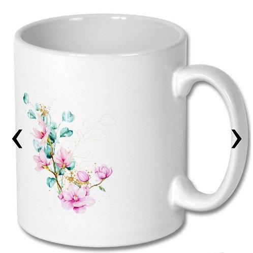 Magnolia_6 Themed Personalised Mug