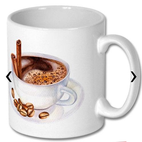 Coffee_6 Themed Personalised Mug