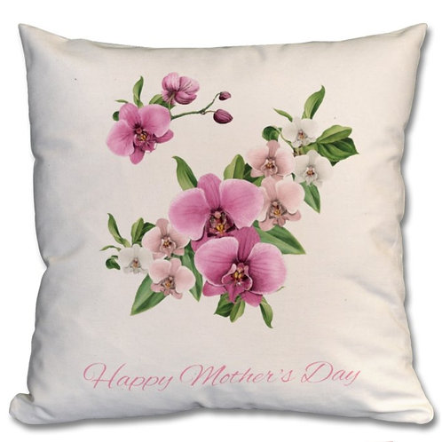Orchids Themed Personalised Cushions