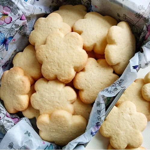 Gluten-free Butter Biscuits (small 400g)