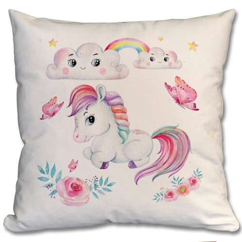 Pony_3 Themed Personalised Cushions