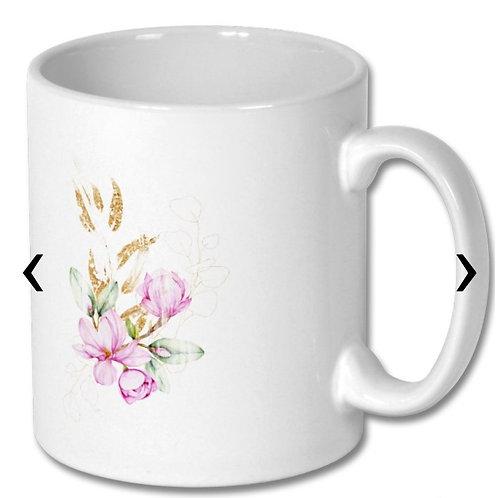 Magnolia_5 Themed Personalised Mug