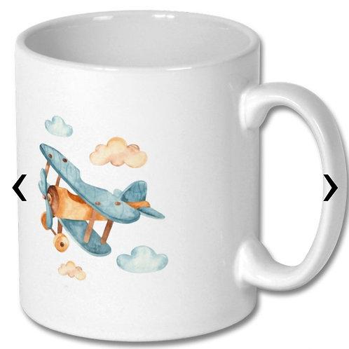 Wooden Toys_2 Themed Personalised Mug