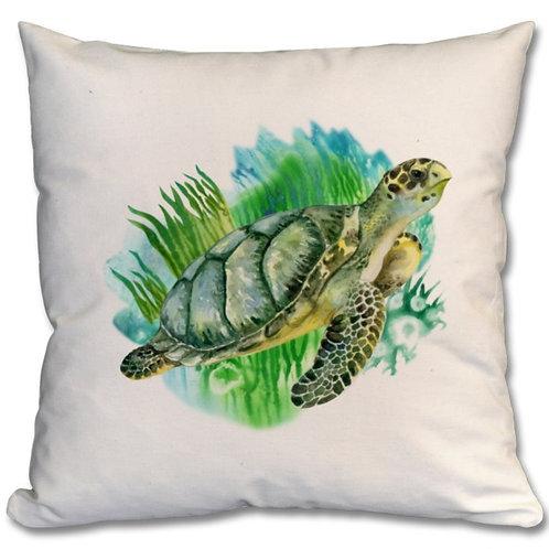 Sea Turtle Themed Personalised Cushions