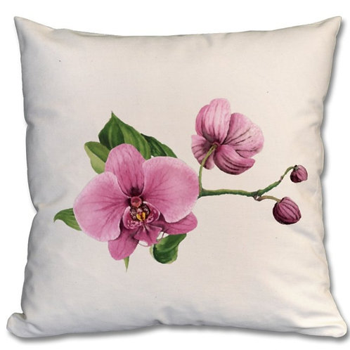 Orchids_2 Themed Personalised Cushions