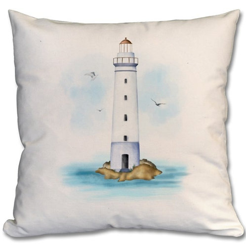 Lighthouse Themed Personalised Cushions