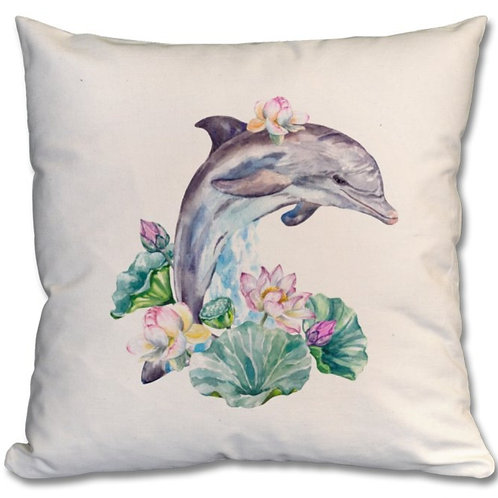 Dolphin Themed Personalised Cushions