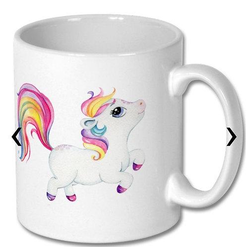 Pony_9 Themed Personalised Mug