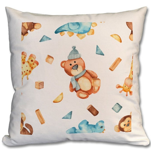 Wooden Toys_17 Themed Personalised Cushions