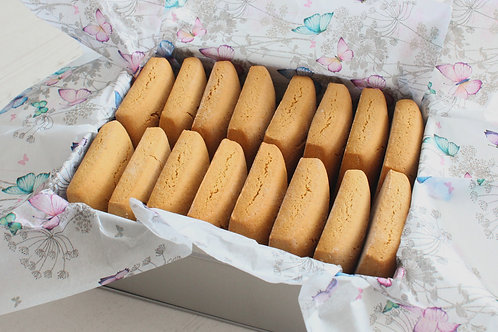 Gluten-free Gingerbread Biscuits (Large 900g)