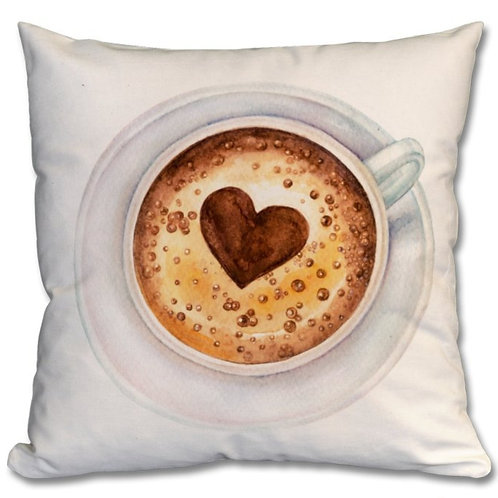 Coffee_7 Themed Personalised Cushions