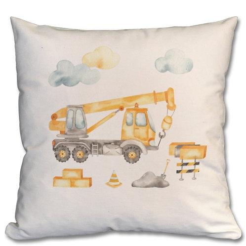 Crane Themed Personalised Cushions