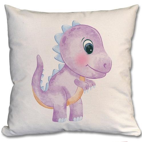 Dinosaur_7 Themed Personalised Cushion