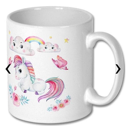 Pony_3 Themed Personalised Mug