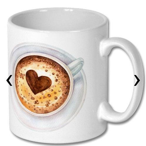 Coffee_7 Themed Personalised Mug