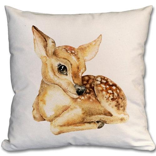 Deer Themed Personalised Cushions