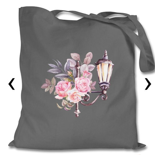 Paris_5 Themed Personalised Tote Bag